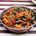 Aloo Bhindi Masala (Gravy) Recipe