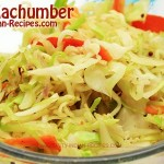 Cabbage Kachumber Recipe
