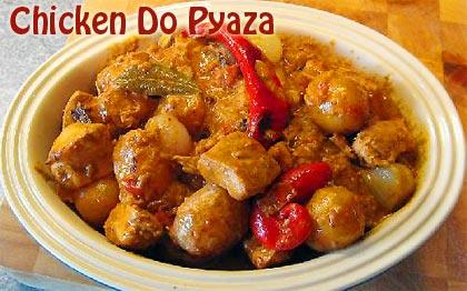 Chicken-Dopyaza