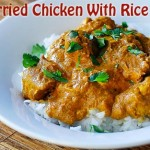 Curried Chicken With Rice Recipe