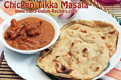 Easy Chicken Tikka Masala Recipe / Chicken Tikka Masala Recipe