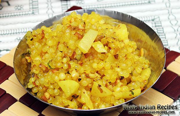 Sabudana Cake Recipe In Marathi: How To Make Sabudana Khichdi