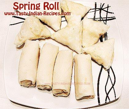 Spring-Roll-Recipe