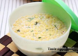 Sweet Corn Raita