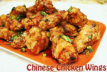 Chinese chicken wings recipe how to make chinese chicken wings chinese chicken wings forumfinder Choice Image