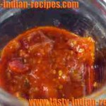 Easy Punjabi Mango Pickle Recipe