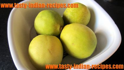 Sweet And Sour Lemon Pickle Recipe How To Make Sweet And Sour