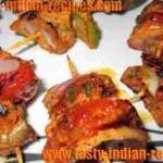 Tandoori Mushroom Tikka Kebab Recipe