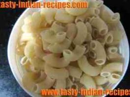 macaroni-fruit-pudding