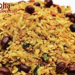 Baked Poha Recipe