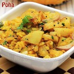 Batata Poha (Beaten Rice with Potatoes) Recipe