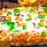 Bread Pizzas Recipe