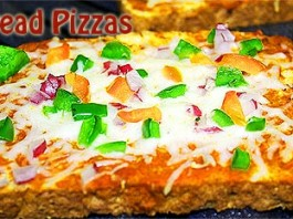 Bread-Pizzas