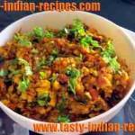 Bread Bhurji Recipe