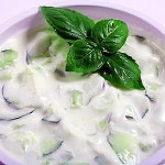Pudina (Indian Mint) Raita Recipe
