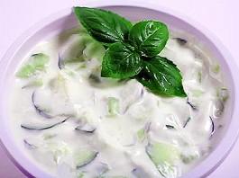 Pudina-(Indian-Mint)-Raita