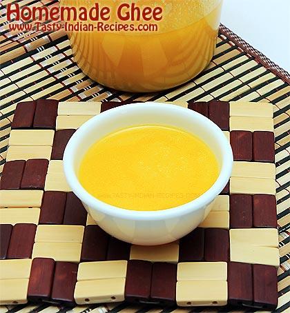 Homemade-Ghee