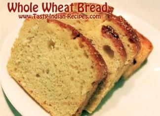 Whole-Wheat-Bread