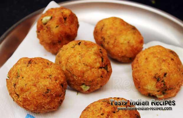 Aloo Bonda Recipe Step 7