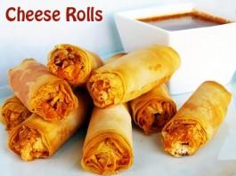 Cheese-Rolls