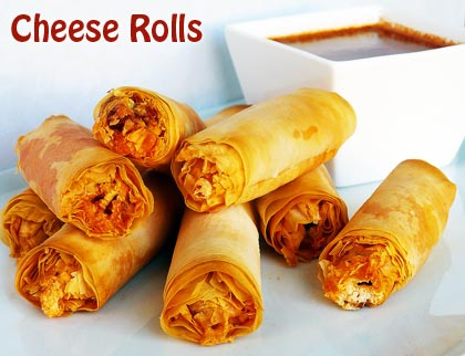 Cheese-Rolls