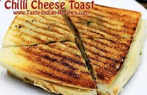 Chilli-Cheese-Toast