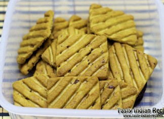 Sesame Seeds Cookies