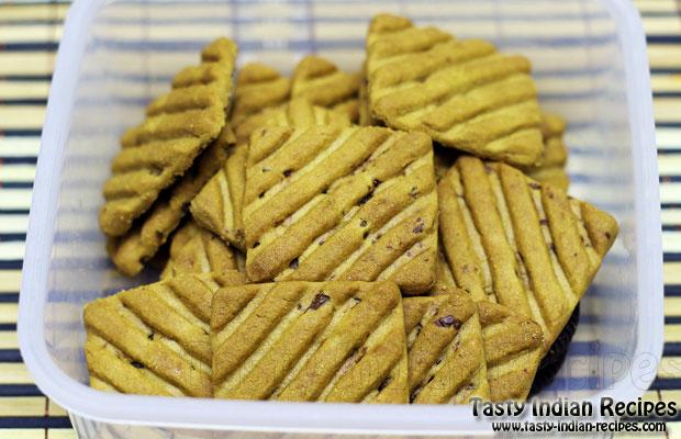 Sesame Seeds Cookies