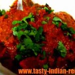 Microwave Mutton Curry Recipe