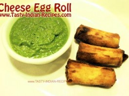 Cheese-Egg-Roll