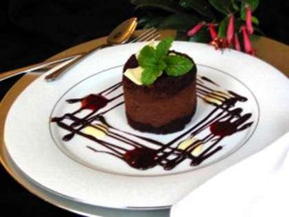 My Kitchen Rules Chocolate Mousse Cake Recipe