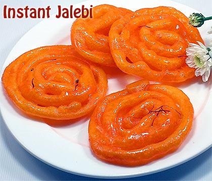 Instant Jalebi