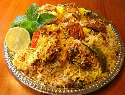 Chicken Dum Biryani Recipe How to make Chicken Dum Biryani