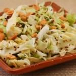 Indian Cabbage Salad Recipe