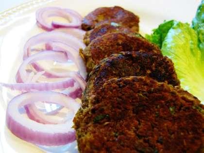 Kale Chane Ka Kebab