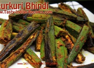 Kurkuri-Bhindi-Recipe