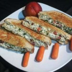 Paneer Sandwiches Recipe