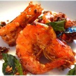 Prawn Arabian Recipe