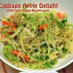 Cabbage Apple Delight Recipe