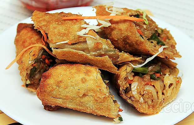 Chinese-Spring-Rolls