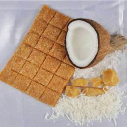 Coconut Chikki