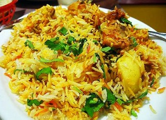 Microwave-Chicken-Biryani