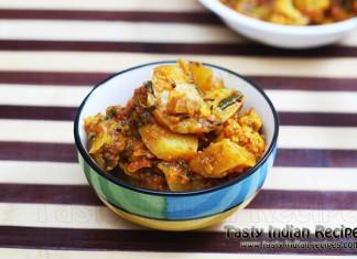 Simple Potato Vegetable