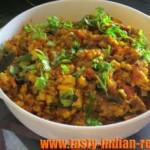 Makai Na Bharta Recipe