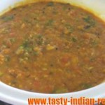 Manchmel Dal Recipe
