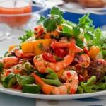 Prawn Mango Salad Recipe