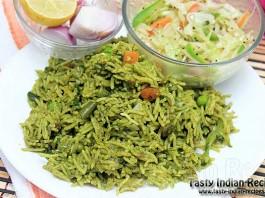 Hyderababdi Vegetable Biryani