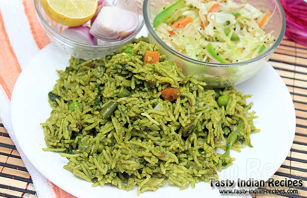 Hyderababdi Vegetable Biryani
