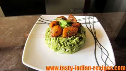 Indian Risotto