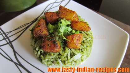 Indian Risotto Recipe